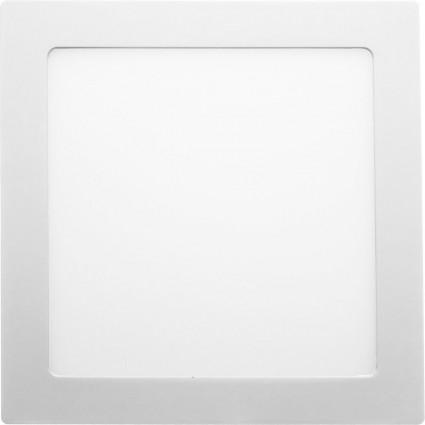 SPOT LED 18W PATRAT SLIM MAT