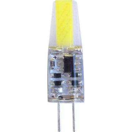 BEC LED G4 3W COB 220V ALB RECE