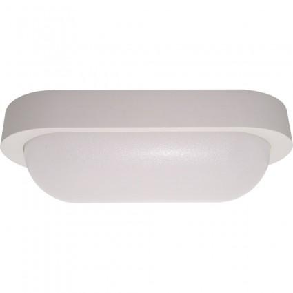 APLICA LED BAT 10W OVALA RAMA ALBA IP65 3000K SPN75901