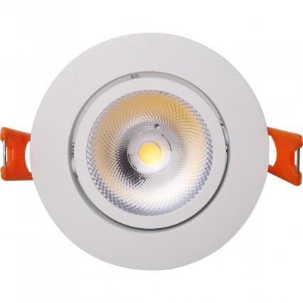 SPOT LED ROTUND 12W REGLABIL CU REFLECTOR