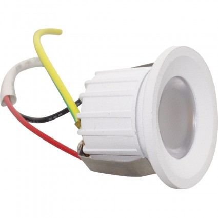 SPOT LED 3W ROTUND Ø35MM 220V