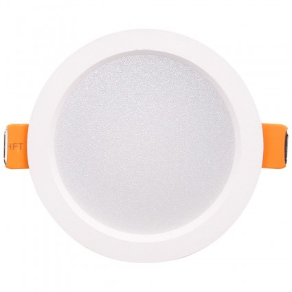 SPOT LED 6W IP54 ROTUND 3 IN 1 COLOR CHANGE