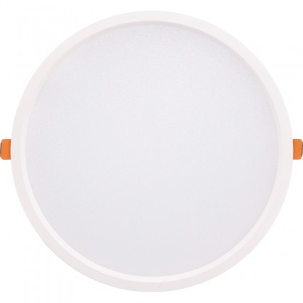 SPOT LED 30W IP54 ROTUND 3 IN 1 COLOR CHANGE