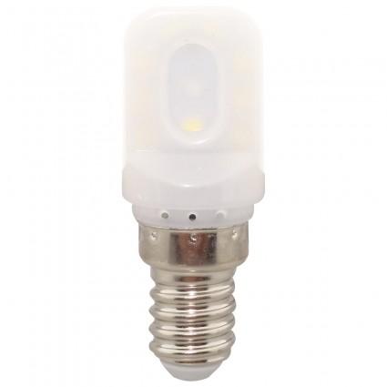BEC LED FRIGIDER E14 4W MAT 220V ALB RECE SAU ALB CALD