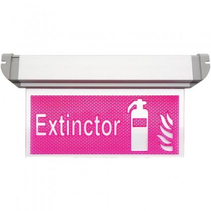 Lampa Indicator De Urgenta Extinctor Cu Led Atra 3125