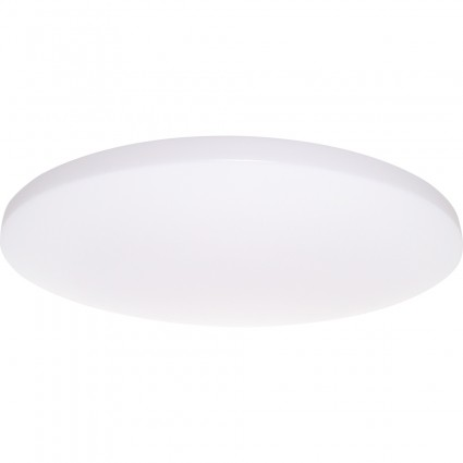 Plafoniera Slim Led 32W Rotunda Alb Rece