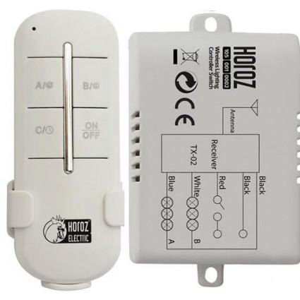 Intrerupator Cu Telecomanda 2 X 1000W 30-60 Metri