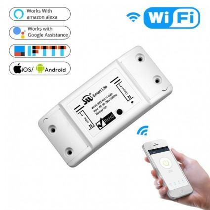 Intrerupator Wi-Fi 2200W Android Ios Smart Life