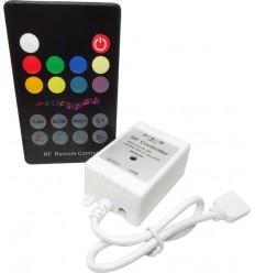 CONTROLLER MUZICA LED RGB 6A + TELECOMANDA 18
